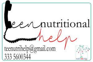 teen nuritional help