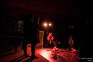 i ballerini della RC Modern Dance Company