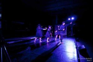 ballerini della RC Modern Dance Company