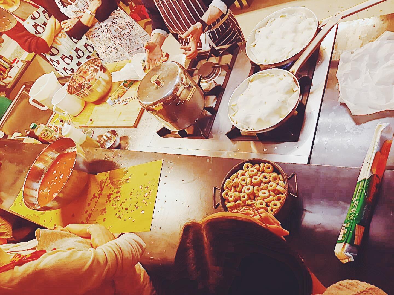 open kitchen lab