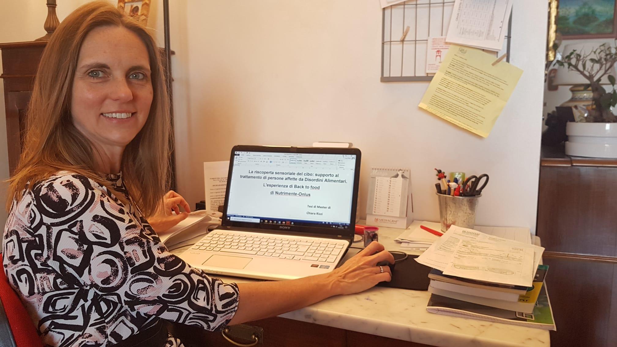 Chiara Rizzi tesi Nutrimente Back to Food