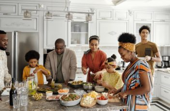 famiglia disturbi alimentari