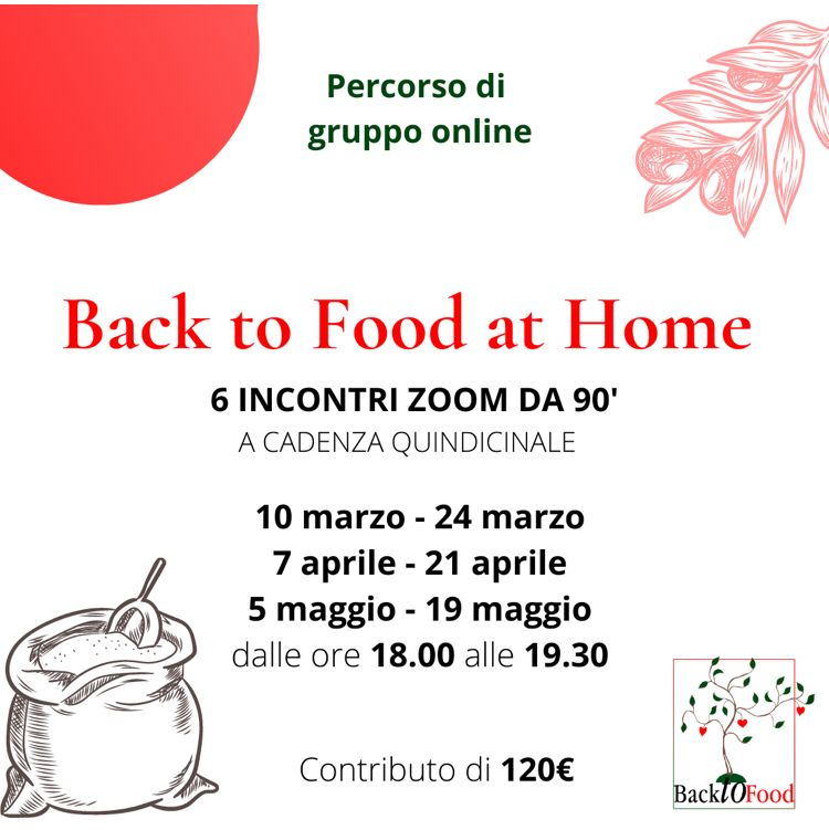 back to food at home 2