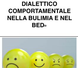 intervento dbt nella bulimia e nel bed