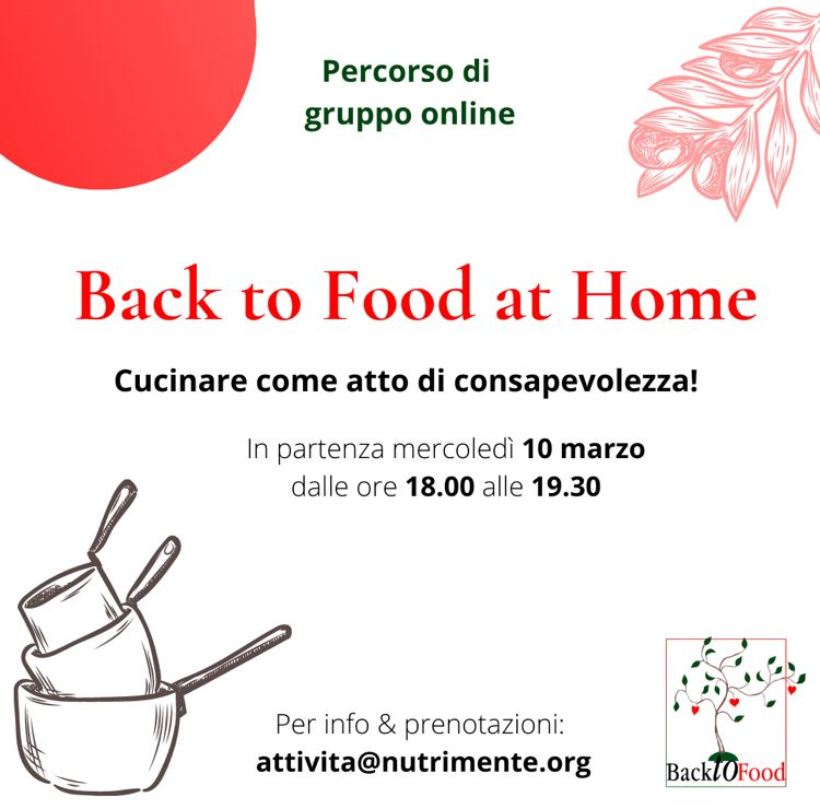 back to food at home